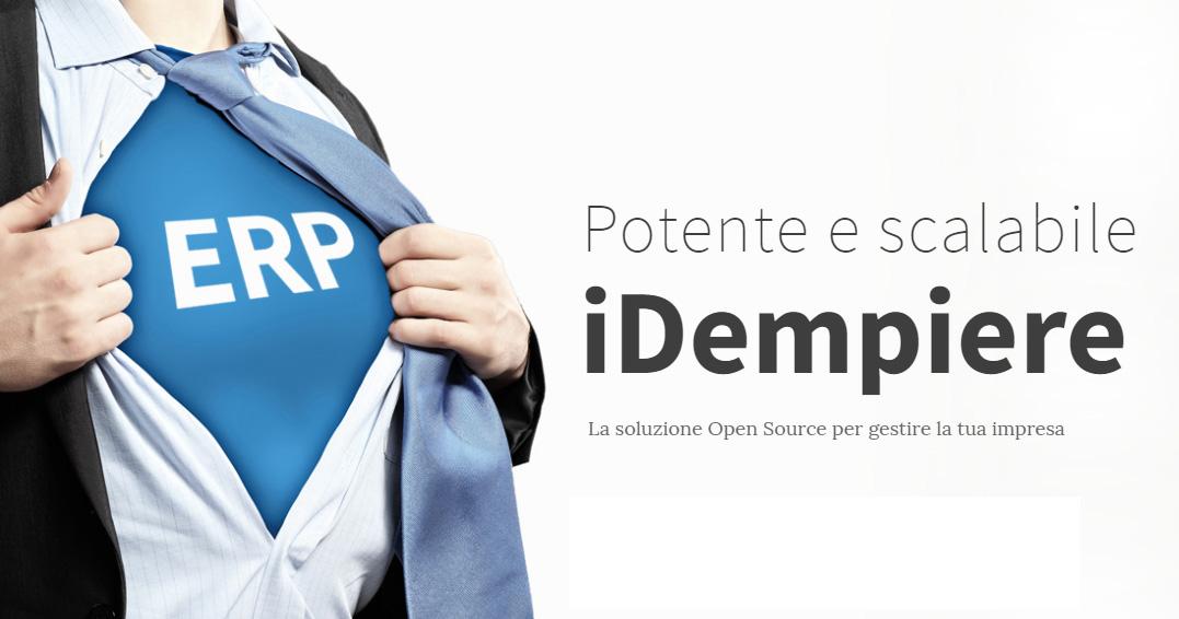 idempiere - ERP Opensource